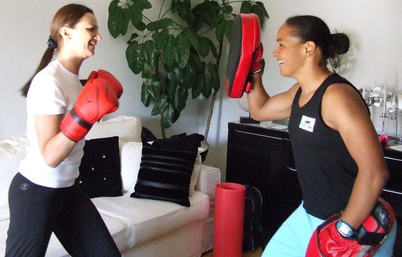Location de gants de boxe pour préparation physique