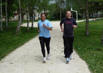 Coach sportif rennes footing