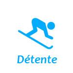 Programme Détente : Pour pratiquer sereinement ses loisirs (ski, golf, tennis...)