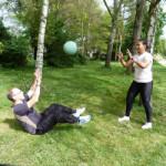 Sport a domicile a rennes, coaching en espaces verts