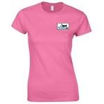 T-Shirt femme - Ref. 1001 - 100% coton - taille S à XXL - 10,00 €