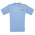 T-Shirt homme - Ref. 2001 - 100% coton - taille S à XXXL - 10,00 €