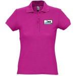 Polo femme - Ref. 1003 - 100% coton - taille S à XXL - 15,00 €
